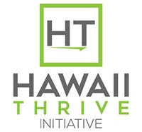 hawaii thrive initialtive logo