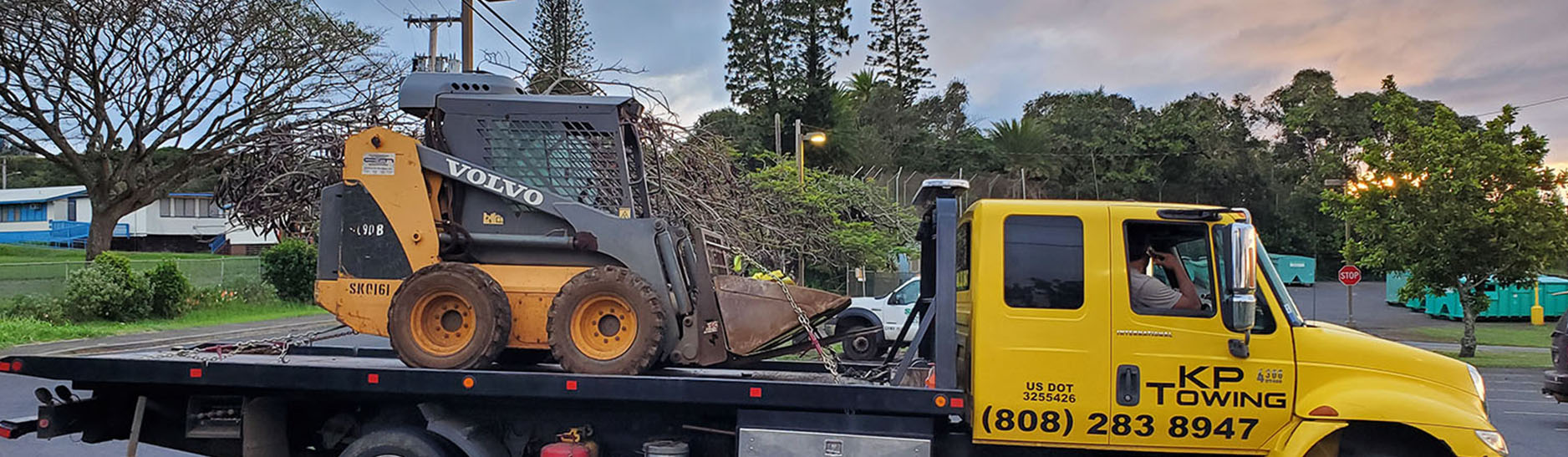 Kahului Tow Truck Service, Towing Company and 24 Hour Towing